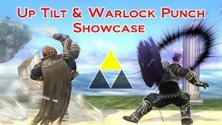 Ganondorf up smash showcase