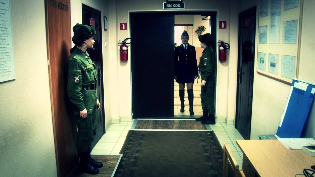 Подготовка военнослужащих женского пола в ВКА им. А.Ф ...