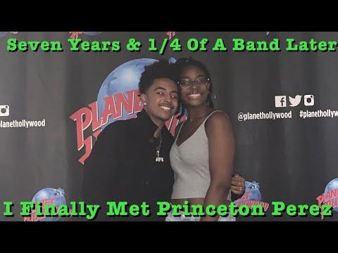 Finally Meeting Princeton Perez | HeyJay