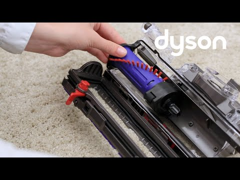 Dyson DC40, DC41 and DC65 upright vacuums - Replacing the brush bar (AU)
