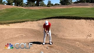 Martin Chuck's Fairway Bunker Shot Made Easy | GOLFPASS | Golf Channel