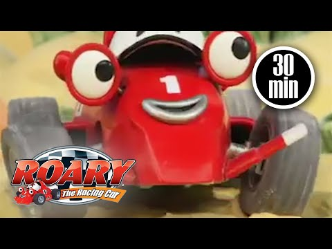 Roary The Racing Car Official | Heavy Loada | NEW EPISODES | Videos For Kids | Full Episodes