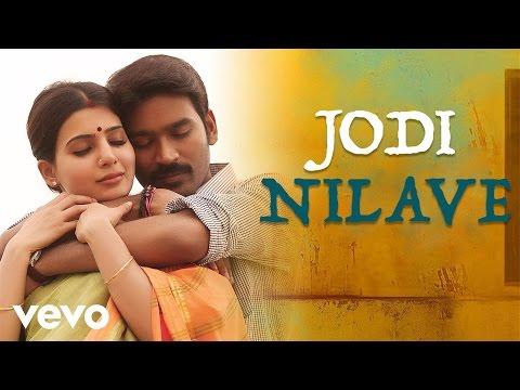 Thangamagan - Jodi Nilave Lyric | Anirudh Ravichander | Dhanush