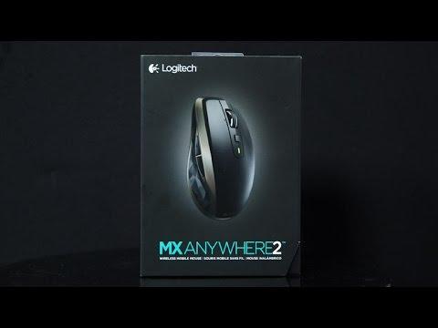 24c0095e6c5 Logitech MX Anywhere 2 Wireless: A top-notch mobile mouse - YouTube