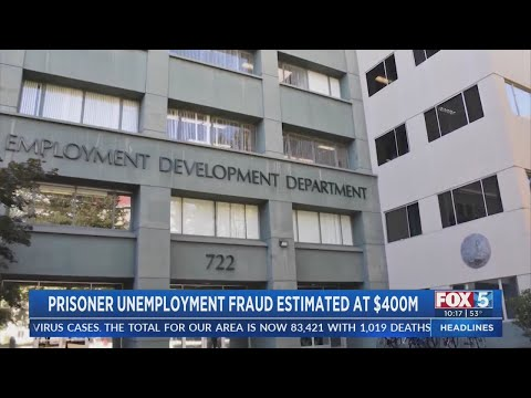 California Paid $400M In Jobless Benefits To Inmates
