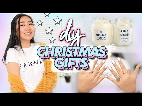 DIY Christmas Gifts (they're actually cool, trust me) for Friends, Family, Teachers | JENerationDIY