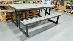 Costco! Folding Picnic Table! $129!!!
