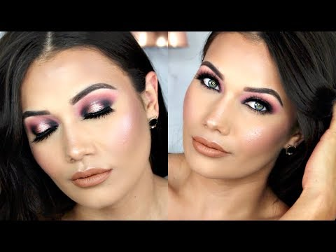 First Impressions & Tutorial Kylie Cosmetics I Want It All Palette