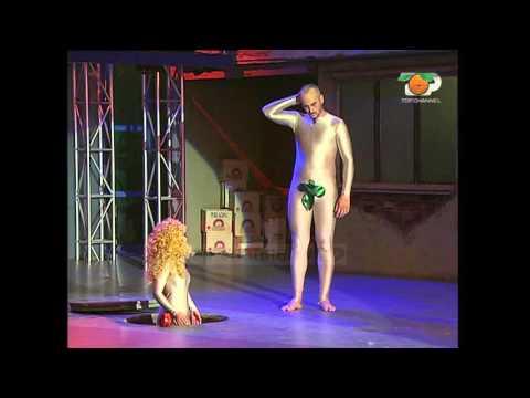 Portokalli, 4 Qershor 2006 - Edi Rama & Shqiponja (Adami dhe Eva)