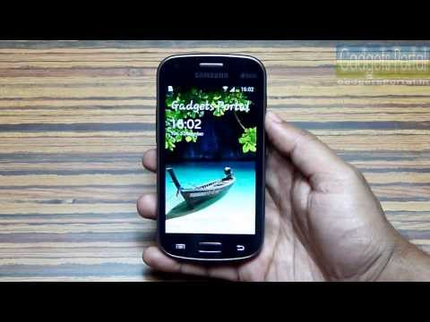 Samsung Galaxy S Duos 2 S7582 Hands on Review   Gadgets Portal EXCLUSIVE