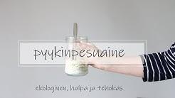 Testataan itsetehtyä pyykinpesuainetta (+diy ohje) | Roosa Blom