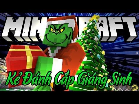 Oh Mazk Minercraft Mini Game - Kẻ Đánh Cắp Giáng Sinh