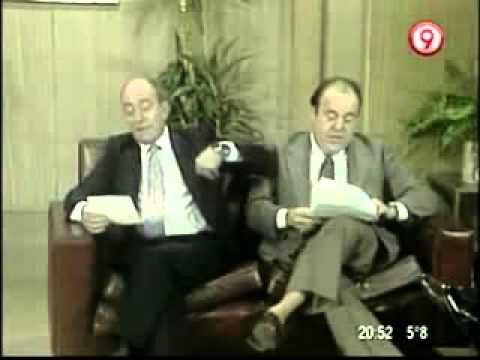 """Alberto Olmedo - Borges y Alvarez - """"Oh, Qué Raro que Soy!"""""""