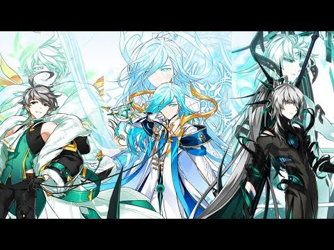 Elsword Ain 3rd Advance Showcase Skill Passive Guide Outdate