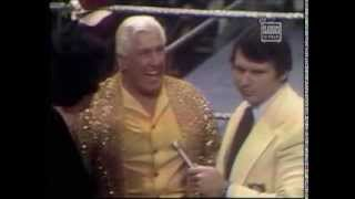 Fred Blassie and Spiros Arion interview Feb. 1978