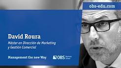 Máster en Direccion de Marketing y Gestión Comercial OBS
