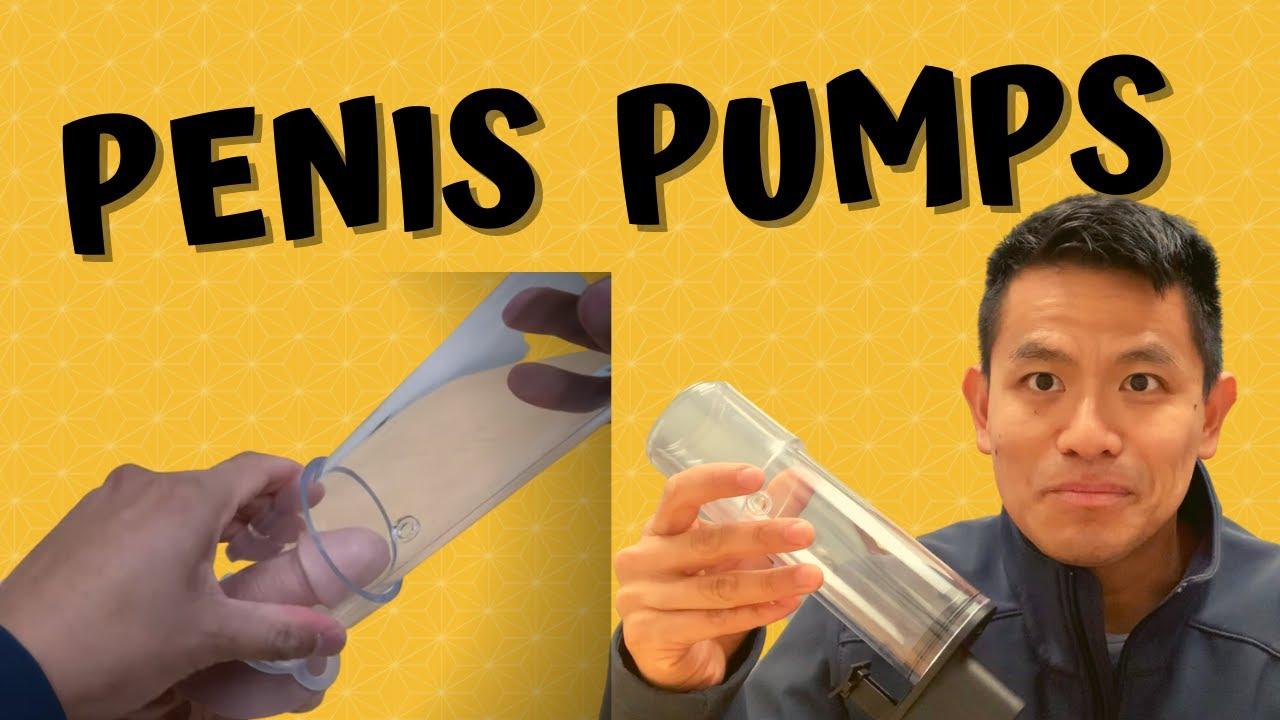 Pump how penis 7 Dangers