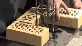 Кирпичные столбы(Заборы с кирпичными столбами широко используются в малоэтажном строительстве как более устойчивая несуща..., 2015-06-26T10:37:06.000Z)