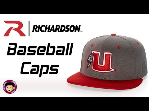 Richardson Baseball Hats – Stock & Custom Baseball Caps