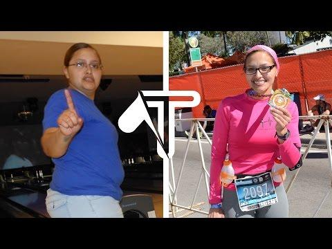 TRANSFORMATION: Marathon Runner's REMARKABLE 100+ Pound Weight Loss