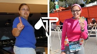 TRANSFORMATION: Marathon Runner's REMARKABLE 100+ Pound Weight Loss