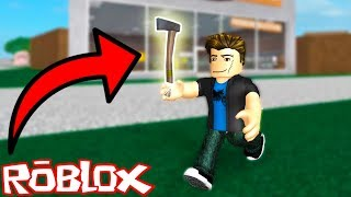 I BOUGHT MY FIRST AXE! (Roblox Survival) ep. 1