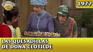 El Chavo   Las quesadillas de Doña Clotilde (Completo) thumbnail