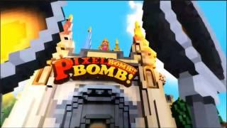 Pixel bomb! bomb! - VR Game Trailer