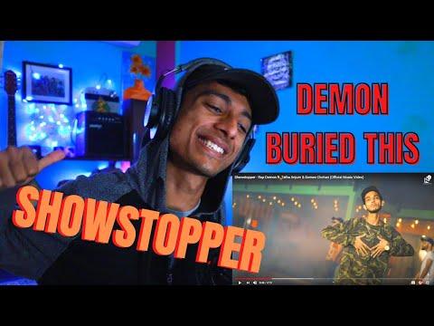 Showstopper - Rap Demon ft. Talha Anjum & Somee Chohan || Big Scratch Bisects