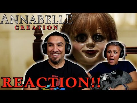 Download Annabelle: Creation Movie REACTION!!