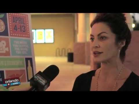 """Orlando LIVE - Florida Film Festival 2014 - Interview with Heather Wahlquist about """"Yellow"""""""