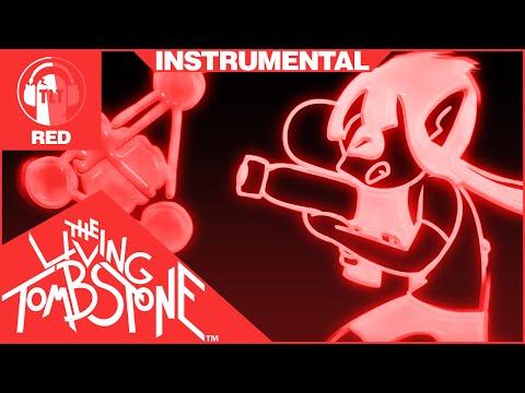 The Living Tombstone - Squid Melody [Red Version] [ INSTRUMENTAL ] (Splatoon Original Track)