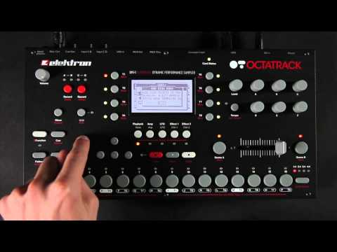 Octatrack Know-How — Lesson #1: Sets, Audio Pool & Projects