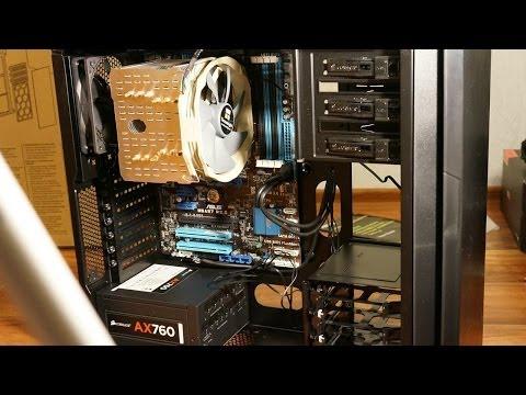Сборка компьютера на базе AMD FX-8350