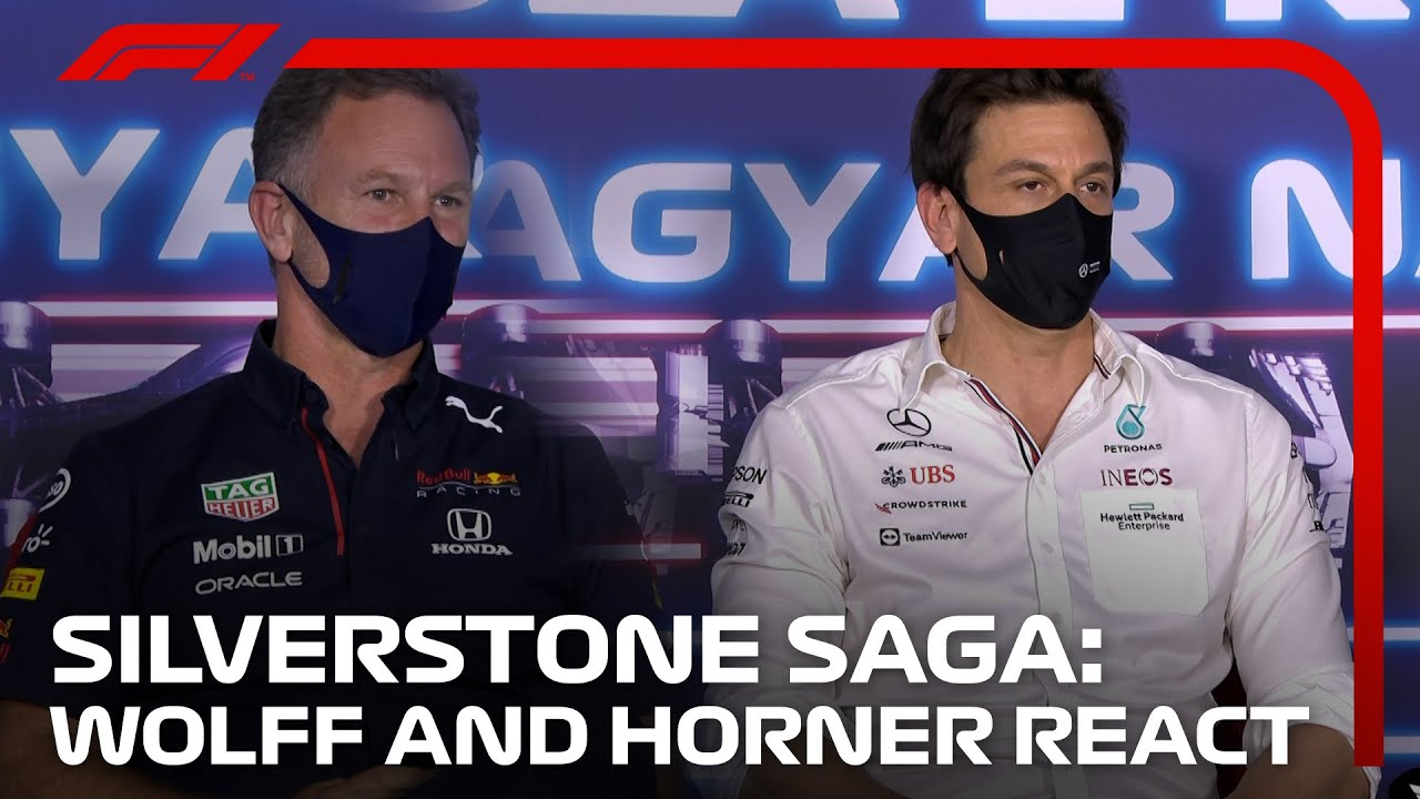 Silverstone Saga: Wolff And Horner React To FIA Decision