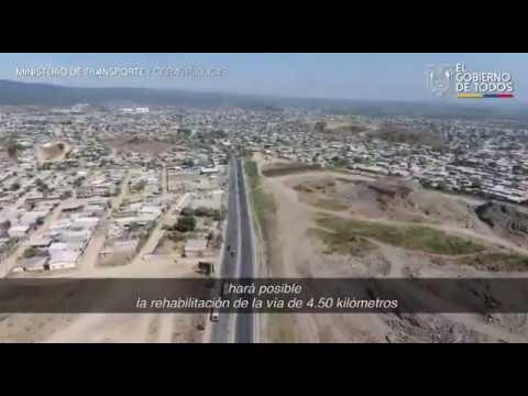 Rehabilitación De La Vía De Acceso A Monte Sinaí.