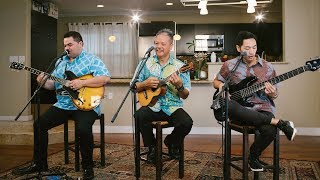Bryan Tolentino and Halehaku Seabury feat. Nick Lum - Hawaii Calls (HI Sessions Live Music Video)