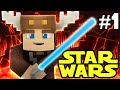 Minecraft STAR WARS - THE FORCE AWAKENS! #1 (Minecraft Roleplay)