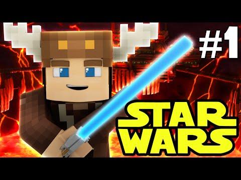 Minecraft STAR WARS - THE FORCE AWAKENS! #1 (Minecraft Roleplay)