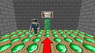 POLİSİN GİZLİ ZÜMRÜT ODASI! 😱 - Minecraft