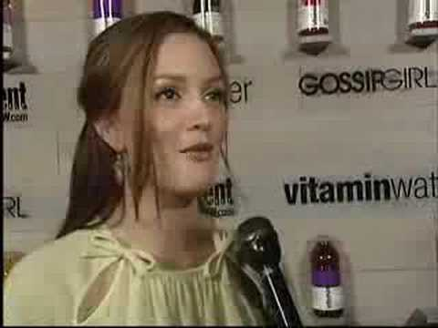 Leighton Meester at Gossip Girl Premiere Party in the Hampto