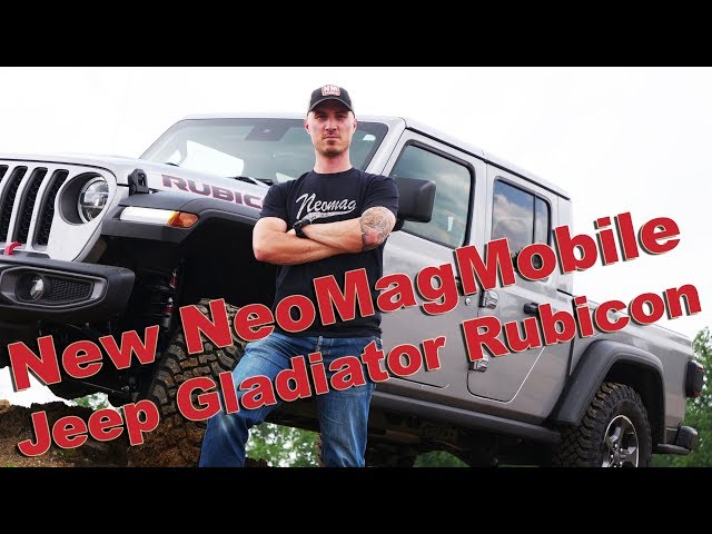 Graig Disqualified - New Jeep Gladiator!