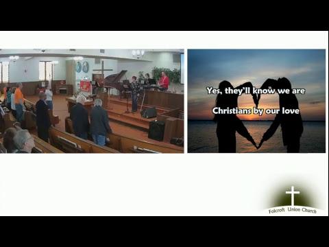 Folcroft Union Church Live Stream