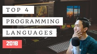 Top 4 Programming Languages to Learn in 2018