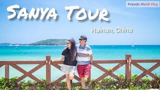 Hawaii Of China Sanya Hainan Beauty of China 2021 Vlog Day 1