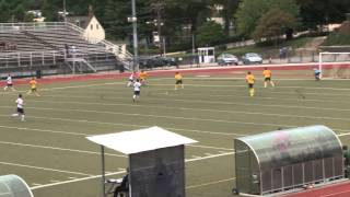 #LaSalleMSOC Andrew Connors Breaks Ankles With Game-Winning Goal