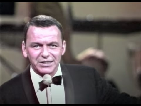 Frank Sinatra - Come Fly With Me (Official Live Performance)