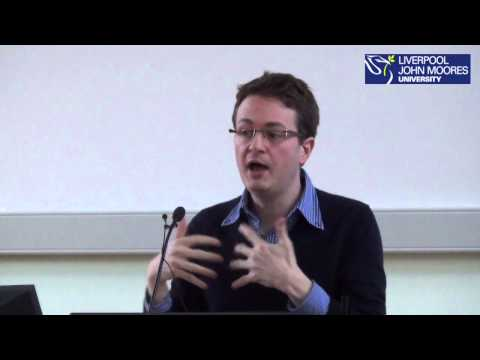 Johann Hari – HIT/Research in Focus Drug Policy Seminar 24th March 2015