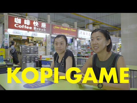 Changing The Kopi Game With Third Generation Hawkers: Coffee Break