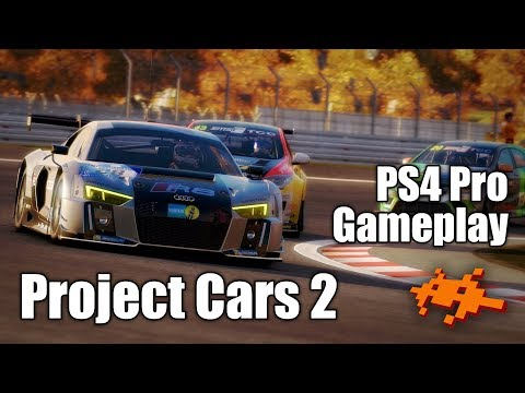 Gameplay Project Cars 2 - PS4 Pro [60fps]